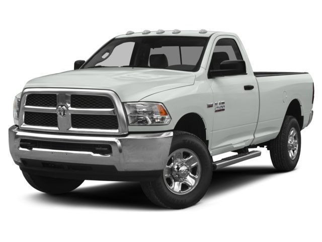 2017 RAM 2500 Regular Cab Model
