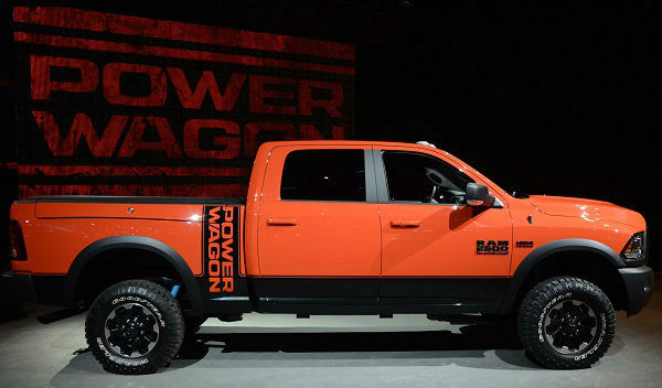 2017 RAM Power Wagon Diesel