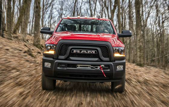 2017 RAM Power Wagon Laramie