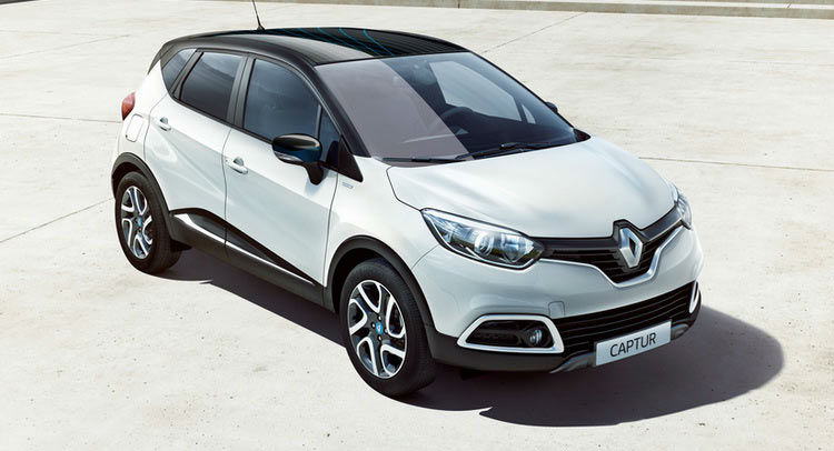 2017 Renault Captur UK