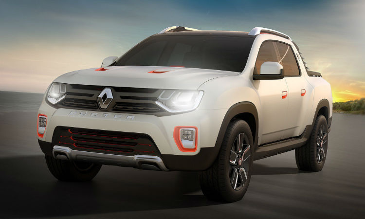 2017 Renault Duster 7-Seater SUV