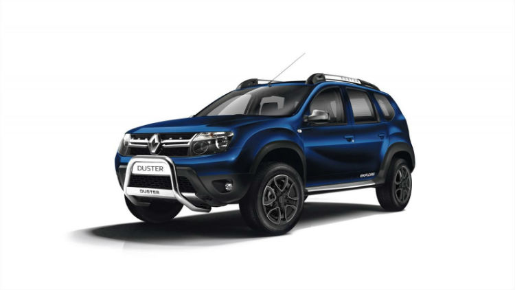 2017 Renault Duster South Africa