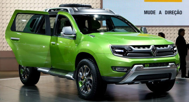 2017 Renault Grand Duster