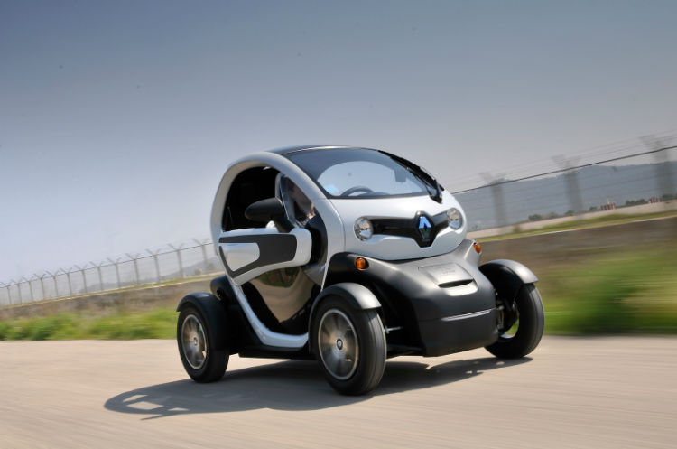 2017 Renault Twizy Wallpaper