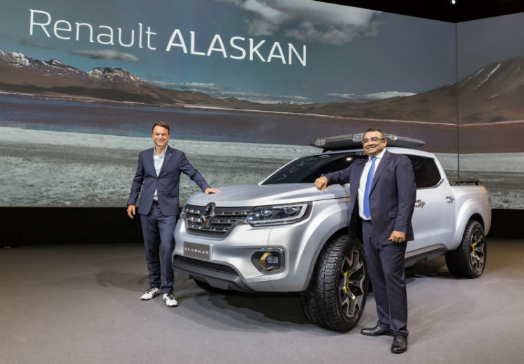 Renault Alaskan South Africa