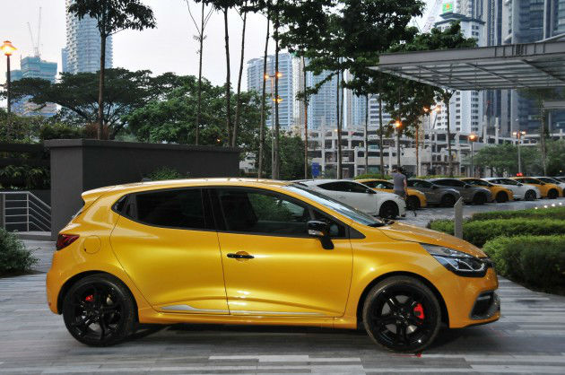 Renault Clio RS 2016 Malaysia