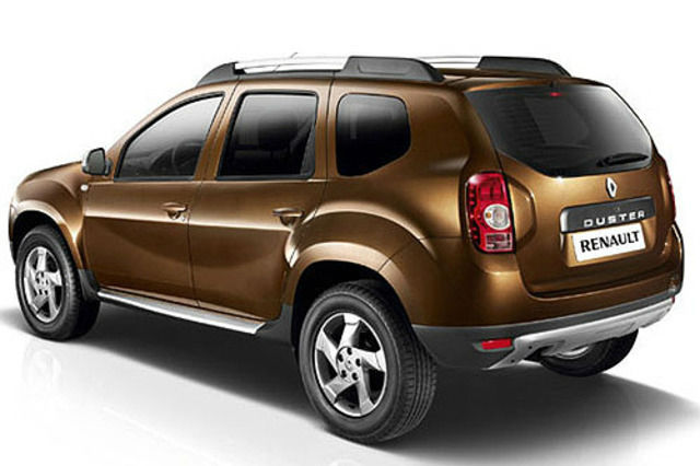 Renault Duster 2016 UAE