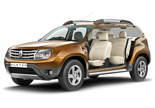 Renault Duster 2017 5 Seater