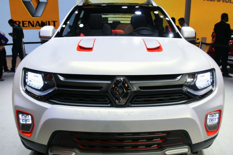 Renault Duster 2017 India