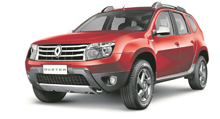 Renault Duster 2017 South Africa