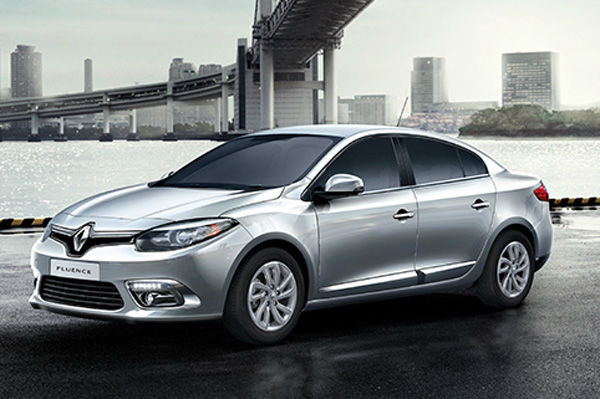 Renault Fluence 2016 Egypt
