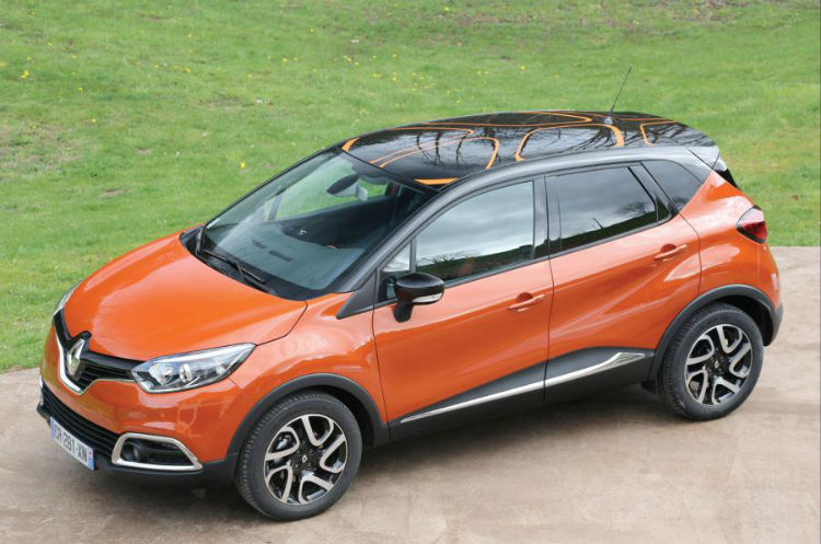 Renault Kaptur Car Images