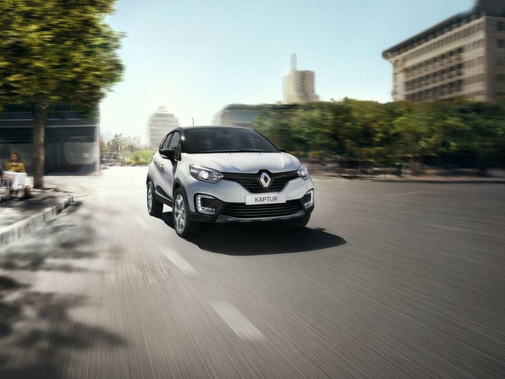 Renault Kaptur India Launch