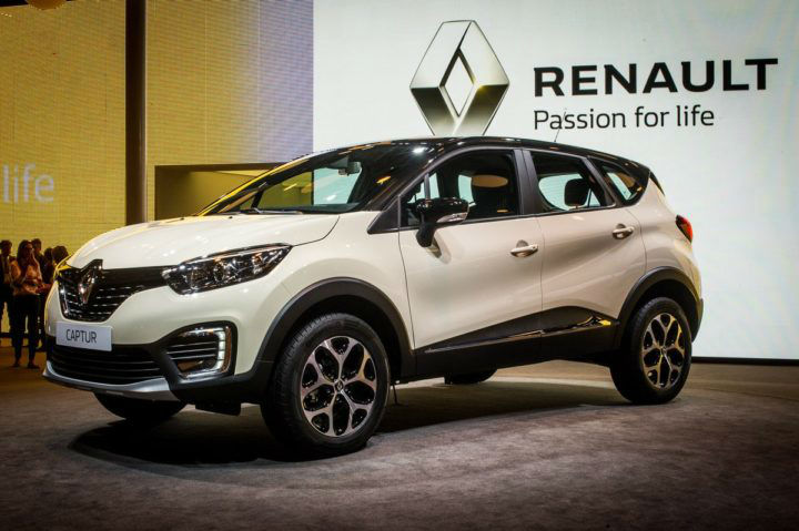 Renault Kaptur Small SUV India Launch