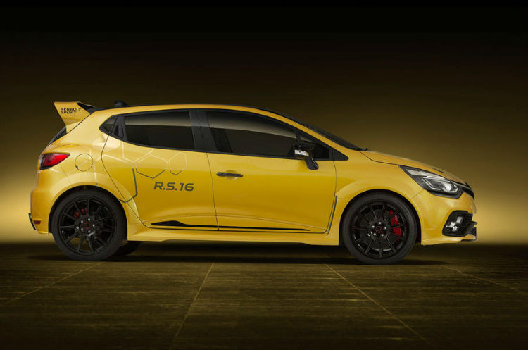 Renault RS16 Clio