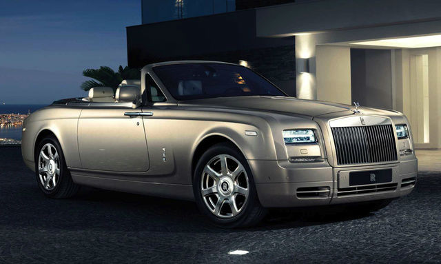 2016 Rolls Royce Phantom Coupe 1 Trims