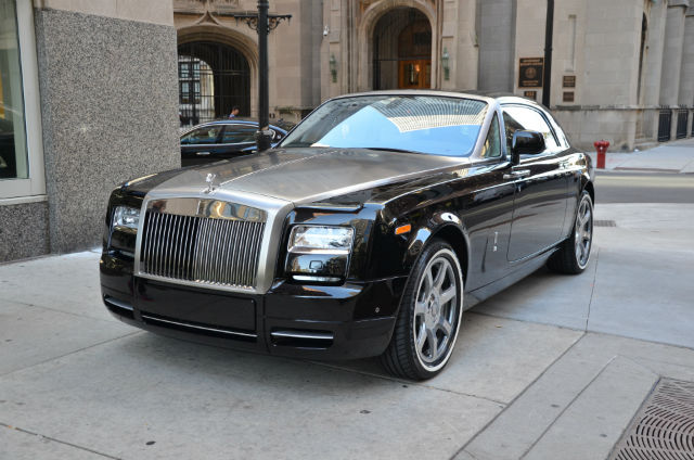 2016 Rolls Royce Phantom Coupe