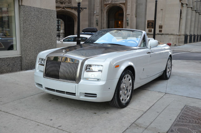 2016 Rolls Royce Phantom Drophead Coupe
