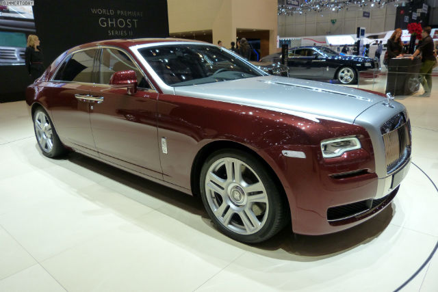 2017 Rolls-Royce Ghost Series 2