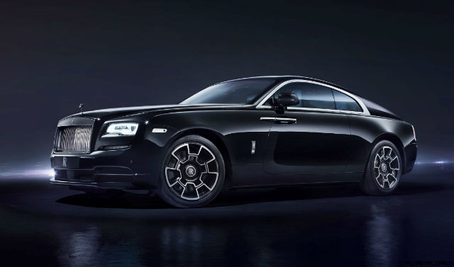 2017 Rolls-Royce Wraith Black Badge