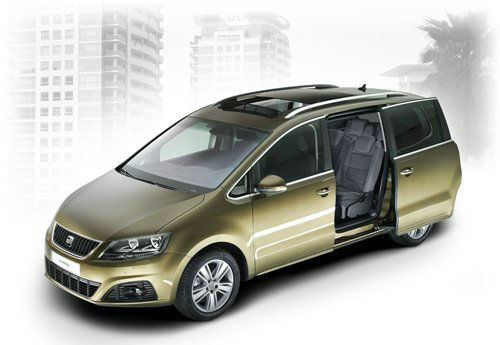 2017 seat alhambra cars magazine. Black Bedroom Furniture Sets. Home Design Ideas