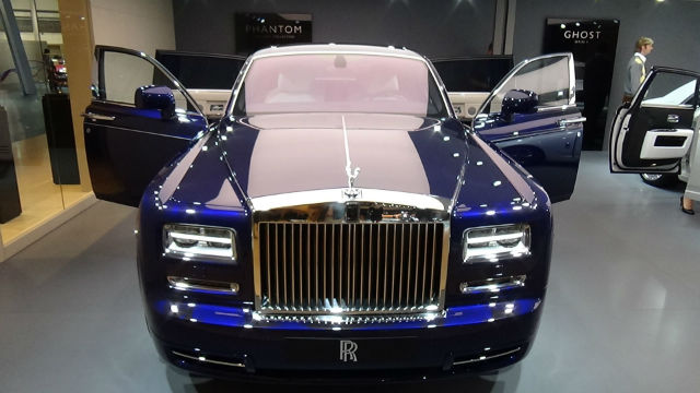 Rolls Royce Phantom 2016