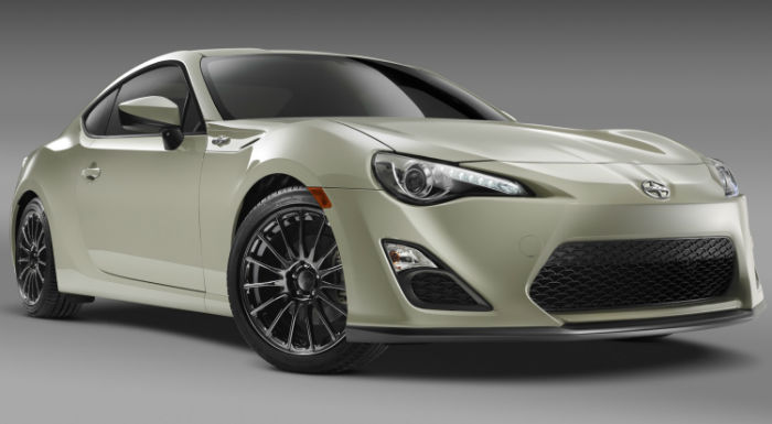 2017 Scion FR-S Turbo