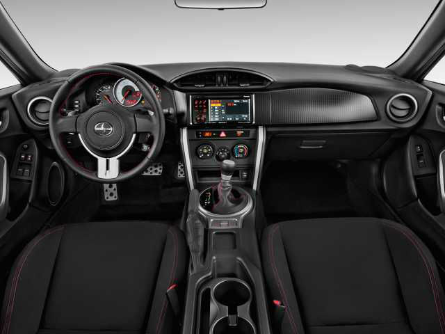 2017 Scion FRS Interior