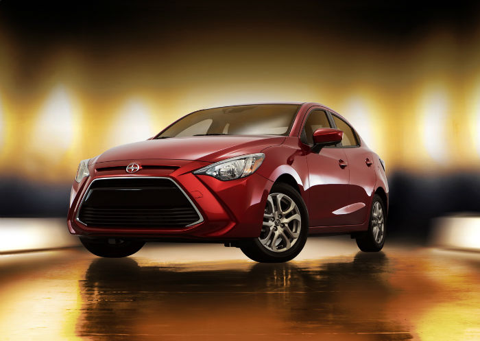 2017 Scion iA Brochure