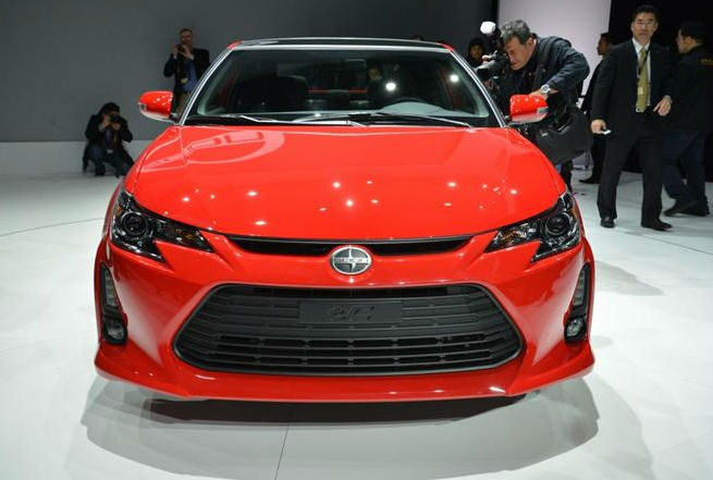 2017 Scion tC Facelift