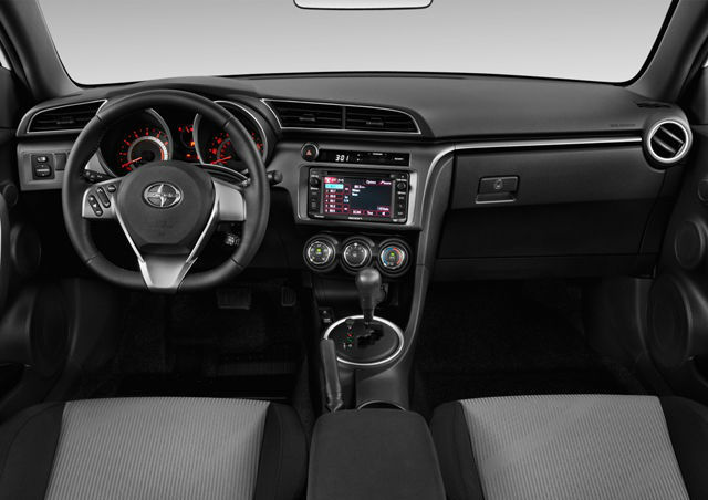 2017 Scion tC Interior