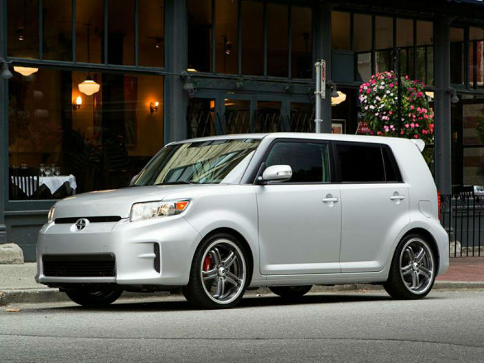 Scion Xb Redesign