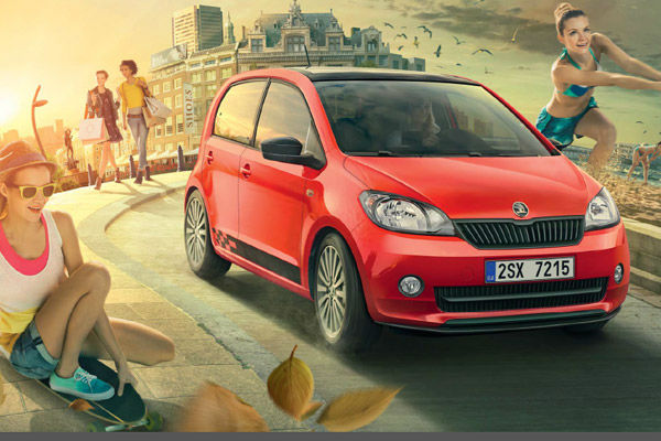 2017 Skoda Citigo Brochure