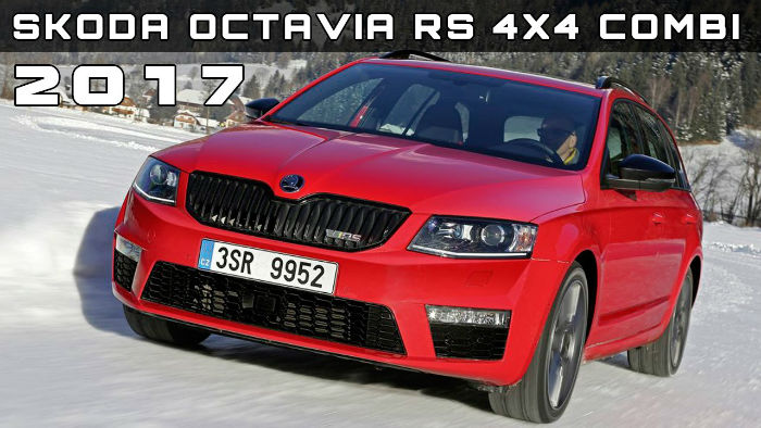 2017 skoda octavia rs 4x4 combi. Black Bedroom Furniture Sets. Home Design Ideas