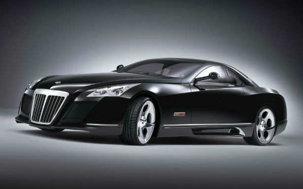 Maybach Exelero Biturbo V12