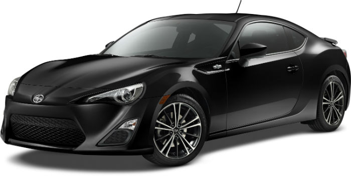 Scion FRS 2017 Black