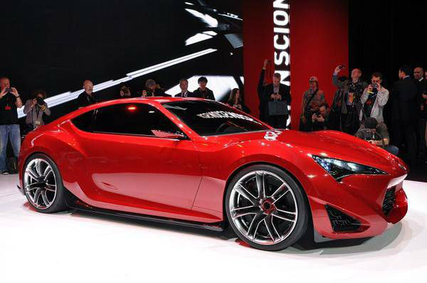 Scion FRS 2017 Turbo