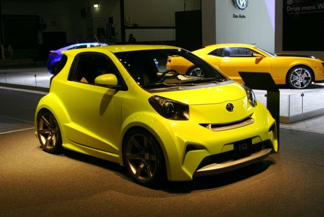 2017 Scion Iq Cars Magazine