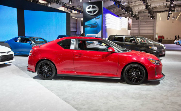 Scion tC 2017
