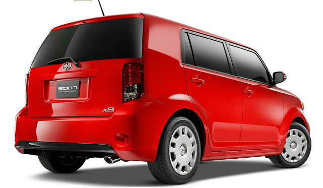 Scion xB 2017 Model