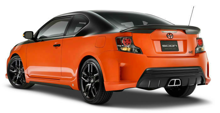 Toyota Scion tC 2017