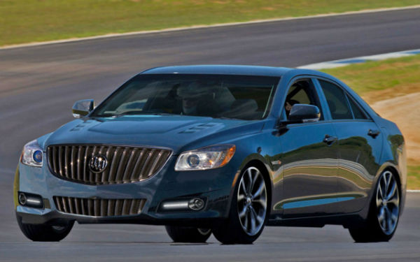 2017 Buick Regal Grand National