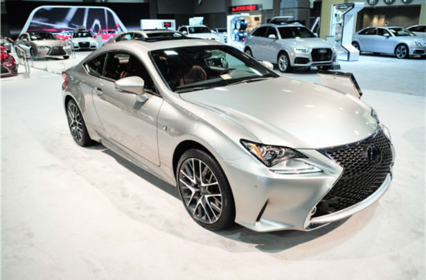 2017 Lexus RC 350 AWD Coupe