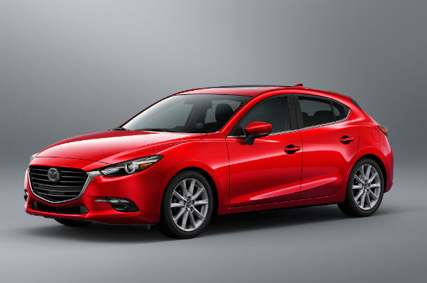 2017 Mazda 3 Hatchback Touring