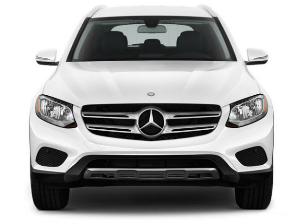 2017 Mercedes-Benz GLC-Class (White) Facelift