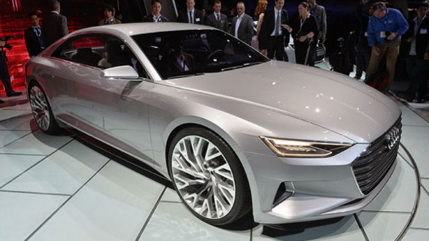 Audi A9 (Prologue) 2017