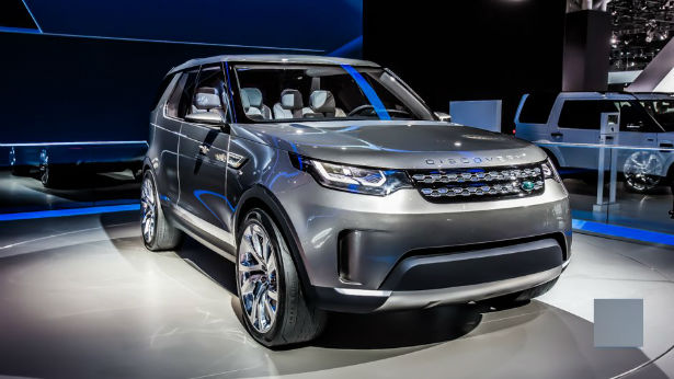 Land Rover Discovery 2017 Sport