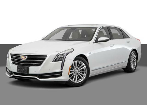 2017 Cadillac CT6 2.0L Turbo Base