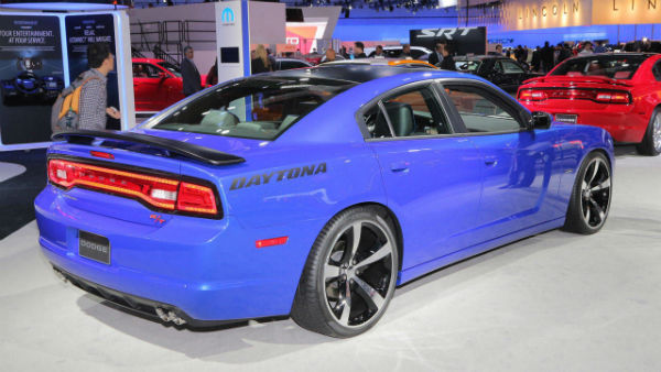 2017 Dodge Charger Daytona Blue