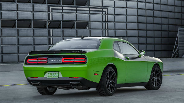 2017 Dodge Charger Daytona Green